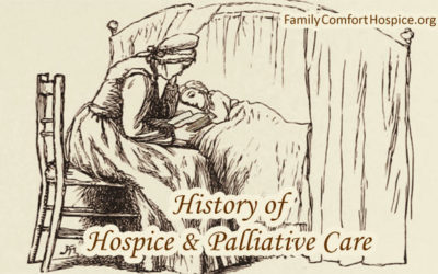 The History of Hospice Care and Palliative Care